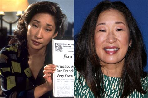 sandra oh princess diaries the cast of the princess diaries where are they now
