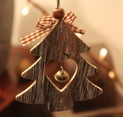 weihnachtsdeko aus holz selber basteln weihnachtsdeko selber basteln kleiner aufwand gro 223 e wirkung