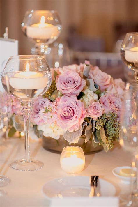 ideas  short wedding centerpieces