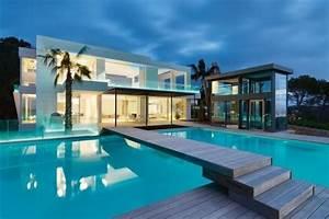 selection des plus belles maisons contemporaine design With wonderful location maison piscine privee espagne 0 location maison espagne avec piscine pas cher beautiful