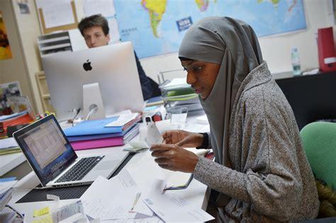 bureau des associations pr ecture les salariées musulmanes veulent pouvoir pratiquer au