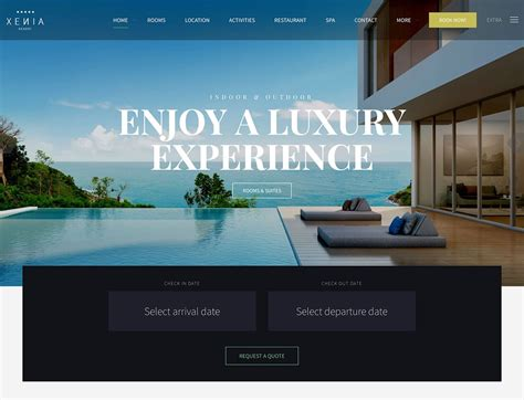 35+ Best Hotel Wordpress Themes 2018 Athemes