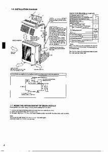 Mitsubishi Mxz 4a80va Mxz 5a100va Air Conditioner