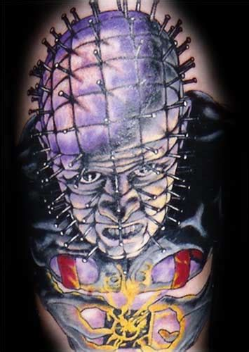 horror tattoos tattoosphoto