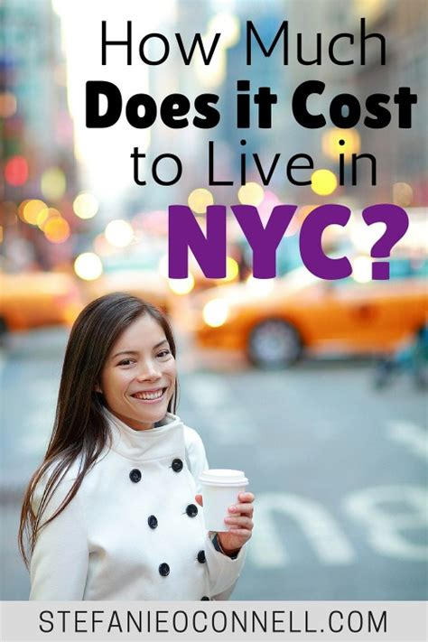 How Much Do You Need To Live In New York City?