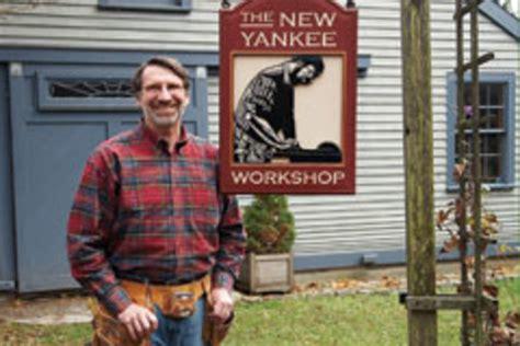 abram returns   yankee workshop woodshop news