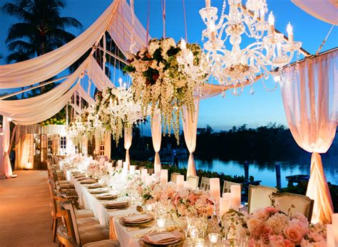 outdoor weddings inspiration  receptions  tents