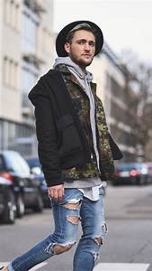 Style Vestimentaire Homme 30 Ans : le look pour homme tendance d cryptage de la tendance camouflage militaire obsigen ~ Melissatoandfro.com Idées de Décoration
