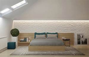 attic-bedroom-design Interior Design Ideas