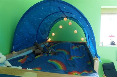 Canopy Over Bunk Bed For Boys