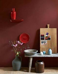 Welche Farbe Passt Zu Grau Wand : 1001 ideen zum thema welche farbe passt zu rot red walls wall design decoration piece ~ Watch28wear.com Haus und Dekorationen