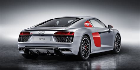 Audi Car : Audi R8 Audi Sport Edition Revealed In New York