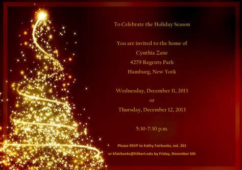 elegant christmas party invitations gangcraft net