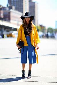 NEW YORK FASHION WEEK SPRING/SUMMER 2016 STREET STYLE u2013 TheCreativePatternu0026#39;s Blog
