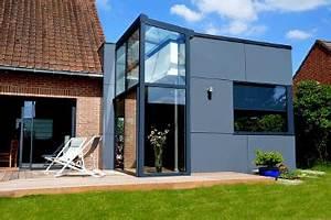 Prix M2 Extension Maison Parpaing : prix d 39 une extension de maison en acier 2018 ~ Melissatoandfro.com Idées de Décoration