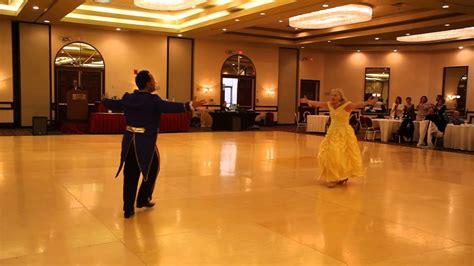 beauty   beast ballroom dancing style youtube