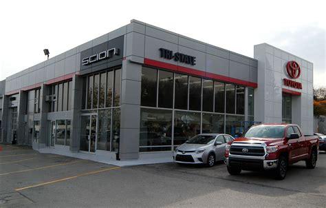 Jewett Completes Tri-State Toyota Scion Dealership : High ...
