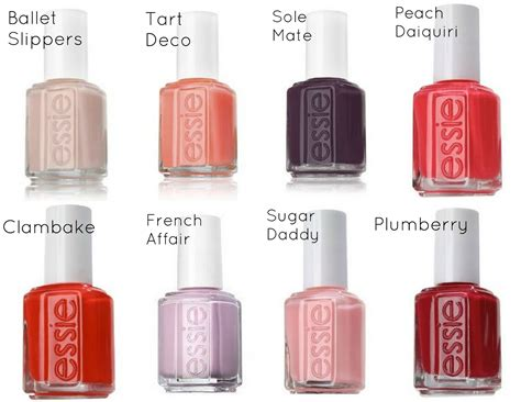 essie nail color peace food i pink essie nail