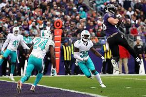Dolphins get pounded by Ravens, ending six-game winning ...