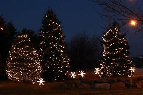 outside christmas tree lights nashville christmas outdoor tree lighting nashville