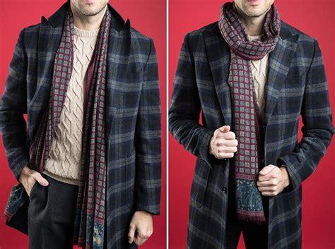 ways to drape a scarf 10 ways to tie a scarf he spoke style