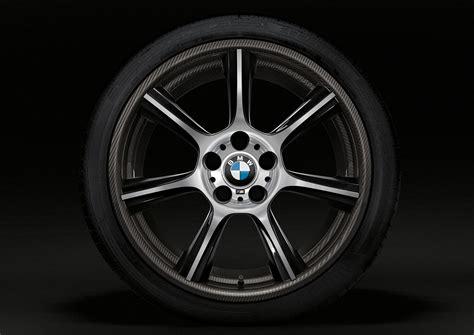 Bmw M4 Gts Gets M Carbon Compound Wheels