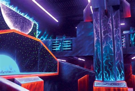 galaxy zone metro detroits  location  arcade games