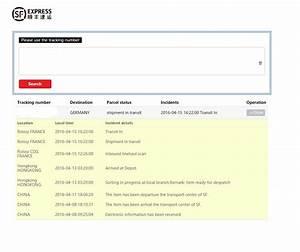 Sf Express Tracking : beispielverlauf sf express sendungsverfolgung tracking seite 4 chinamobilemag forum ~ Orissabook.com Haus und Dekorationen