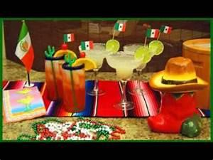 DIY Fiesta party decorating ideas - YouTube