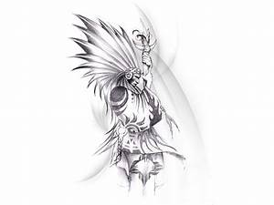 The gallery for --> Native American Arrowhead Drawing