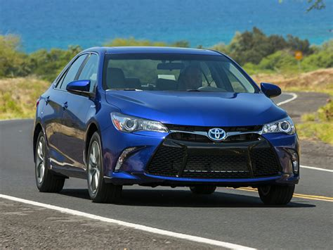 Toyota Camry 2015 Mpg by 2015 Toyota Camry Hybrid Price Photos Reviews Features