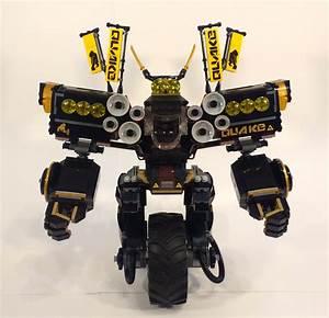 anj 39 s brick lego ninjago cole 39 s quake mech