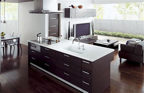 kitchen living room design ideas kitchen and living room open concept designs this for all