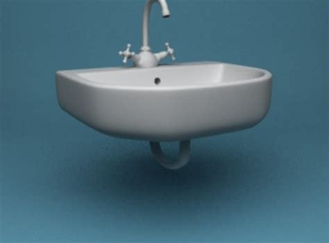 Bathroom Sink Free D Model .max-cgtrader.com