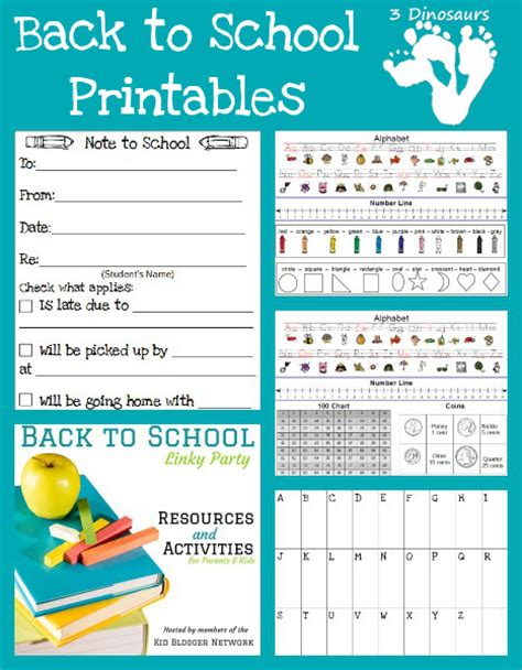 school printables  homeschool deals