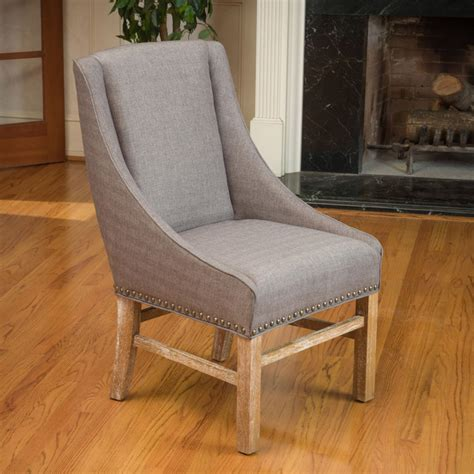 christopher chairs uk christopher home fabric dining chair single