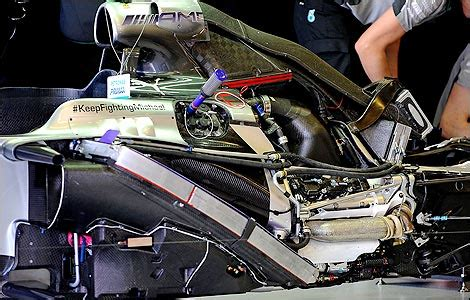 f1 lewis hamilton s melbourne engine still working auto123