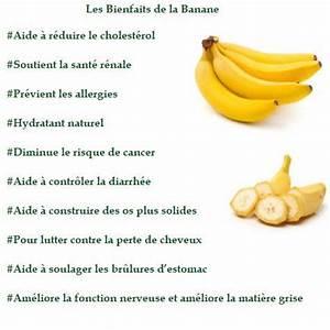 Fréquence Ponte Poule : les bienfaits de la banane les bienfaits de fruits et l gumes pinterest bienfaits de la ~ Melissatoandfro.com Idées de Décoration