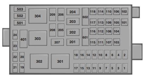 2009 F650 Fuse Box by Ford F Series F 650 F650 2015 Fuse Box Diagram Auto
