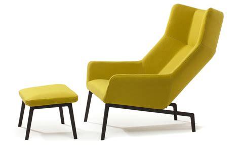 der rohe sofa park lounge chair ottoman hivemodern com