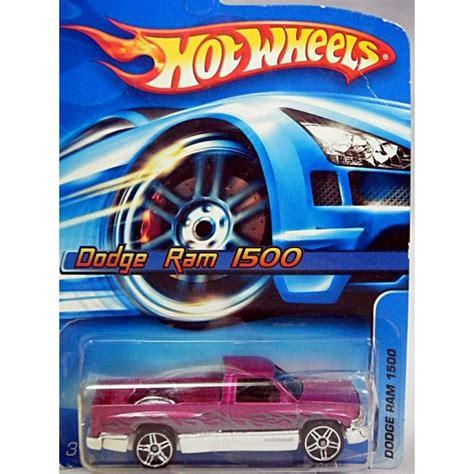 hot wheels dodge ram  pickup truck