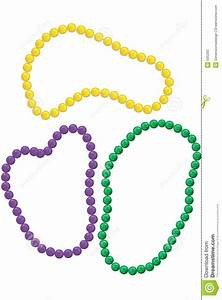 Mardi Gras beads | Clipart Panda - Free Clipart Images