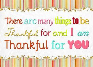 Thankful for You and a Free Digital Image and Tags for you ...