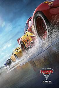 Cars 3 movie posters at movie poster warehouse movieposter ...