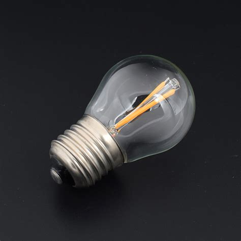 round led light bulbs retro e27 ycdc edison filament bulb led light g45 a60