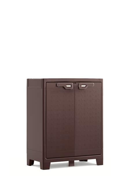 ebay kitchen cabinets kis plastic titan garden outdoor multi low space storage 3511