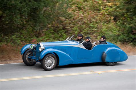Bugatti Type 57 TT Bertelli Tourer - Chassis: 57316 - 2009 ...