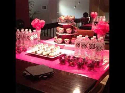 Pink Hanging Decorations - diy pink decorating ideas