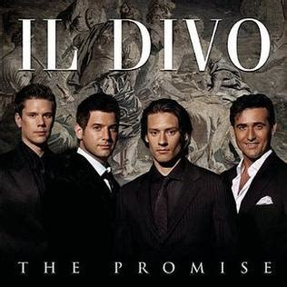Il Divo Siempre Album by The Promise Il Divo Album