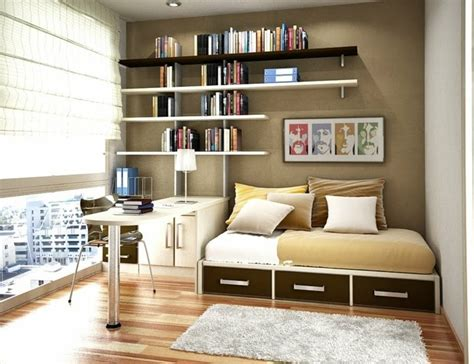 Einrichtungsideen Kleine Räume by 50 Ideen F 252 R Kleines Zimmer Einrichten Und Dekorieren